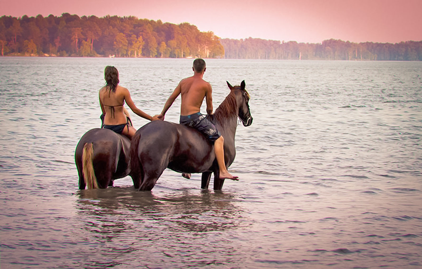 Romantic_Horseback_Moment_On_the_River-50-of-1