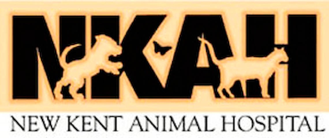 Logo for New Kent Animal Hospital