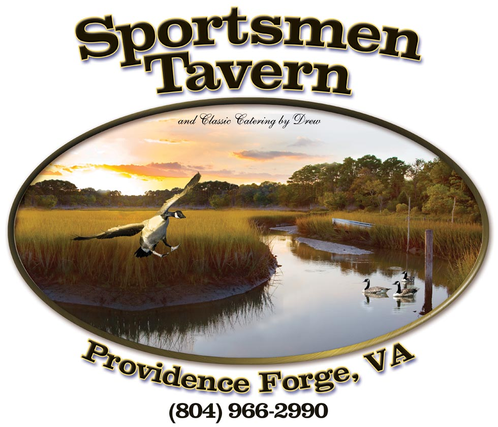 Sportsmen-Tavern Commissioned Art