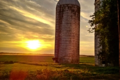 1_Terri-Aigner_Farm-Silos-in-Sunset-3-50-of-1-2