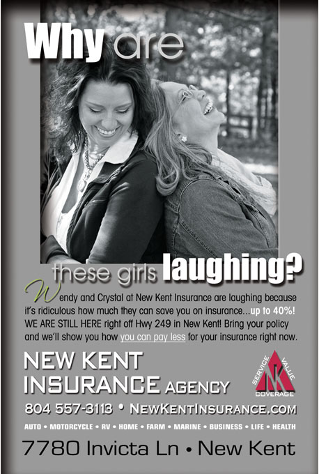 Insurance-Print_Ad-New_Kent_Insurance_By_Terri_Aigner