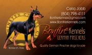 1_Dog_Breeder_Business_Card_Design_By_Terri_Aigner
