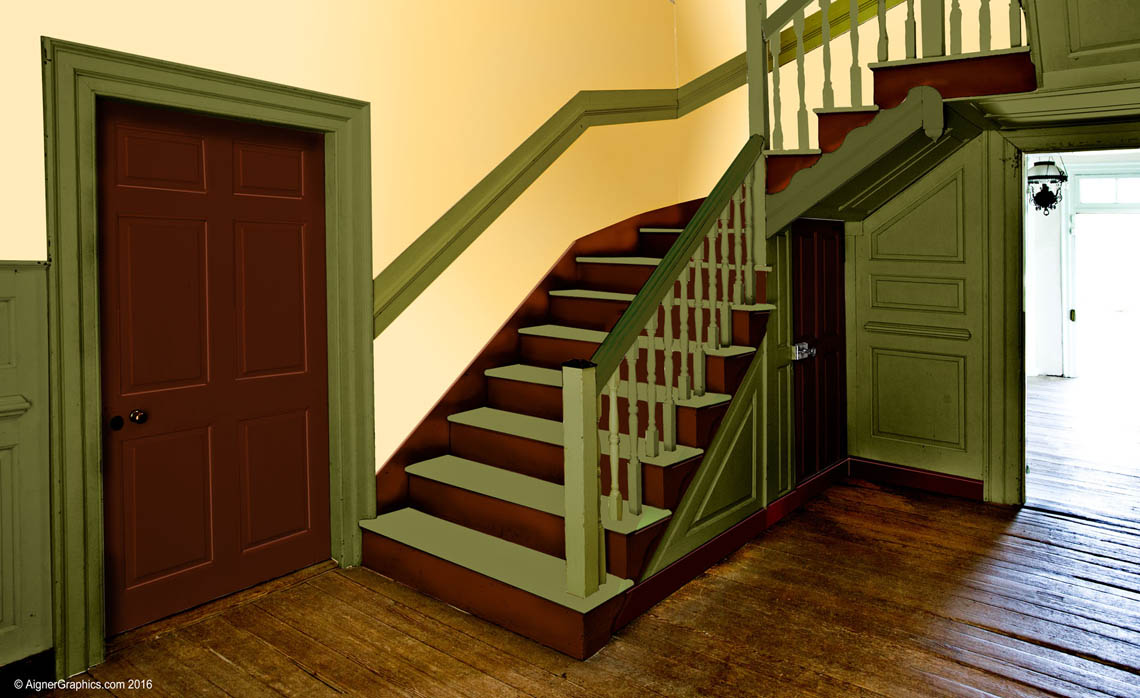 Stairwell-Kittiewan-Colors-Colonial-flat