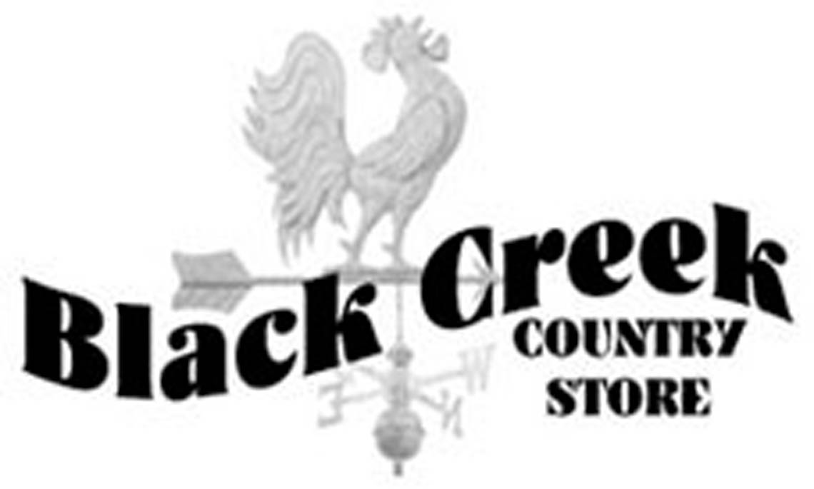 Black Creek Country Store Logo