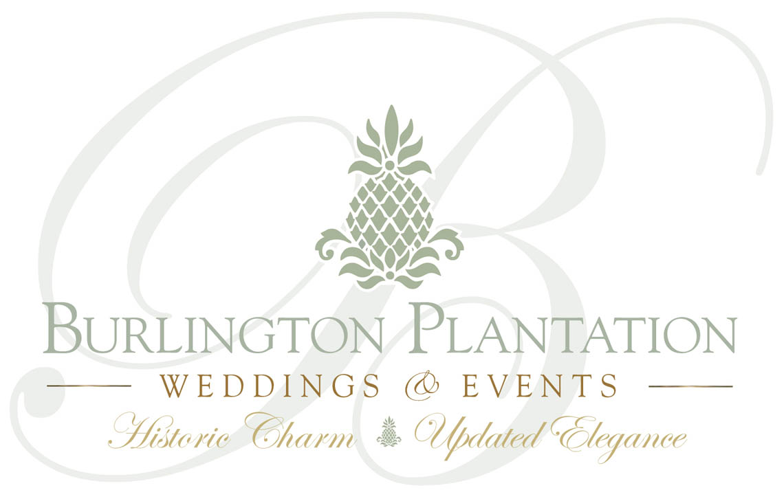 Burlington Plantation Wedding & Event VenueLogo