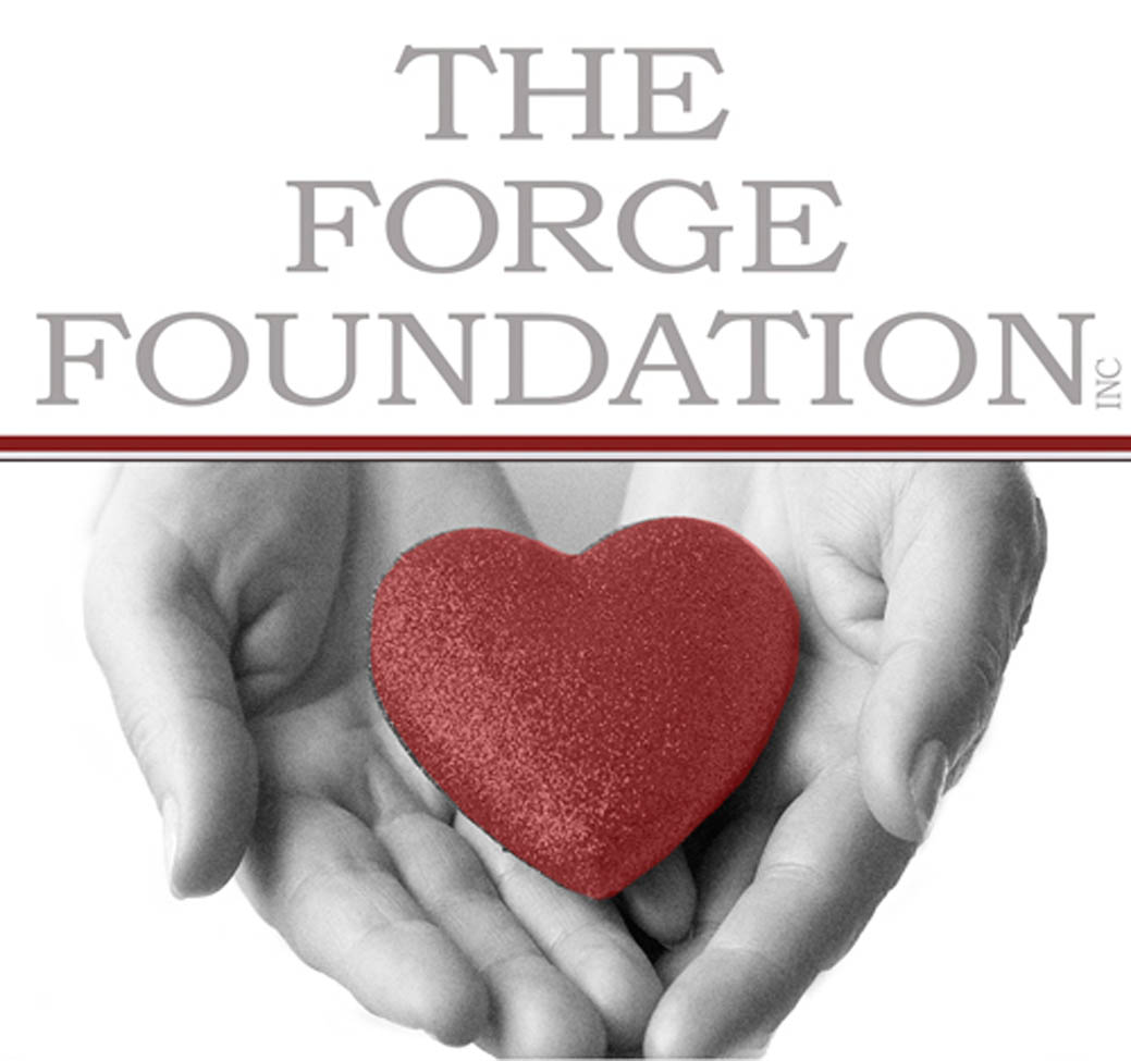 Forge Foundation of New Kent Logo