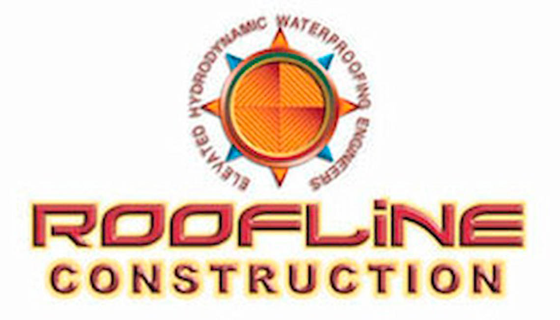 Roofline Construction Logo
