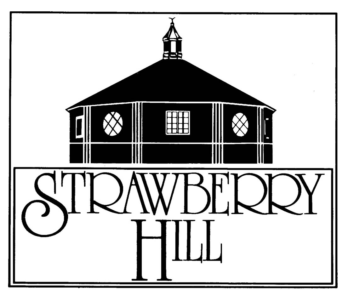 Strawberry Hill Logo