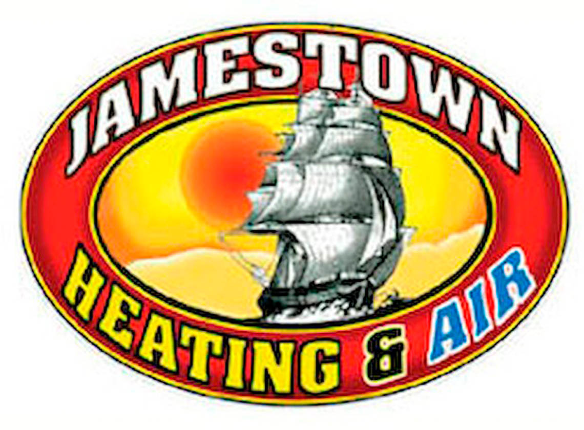 Jamestown Heating & Air Logo
