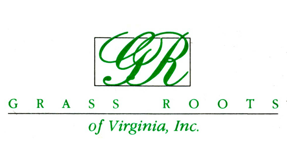 Grass Roots of Virginia Logo