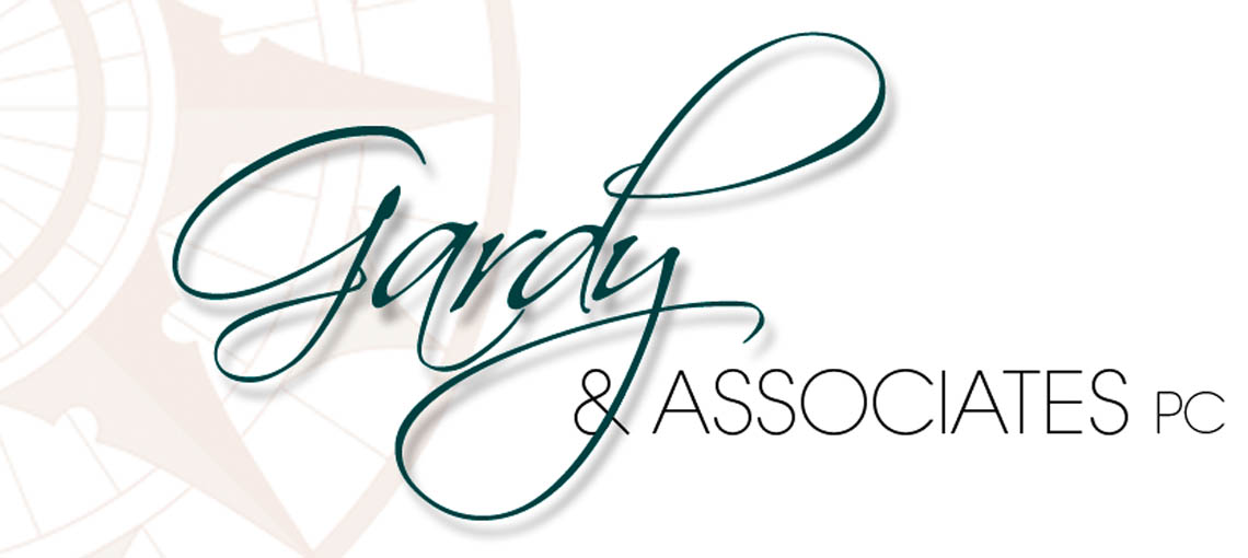 Gardy & Associates Surveying Logo