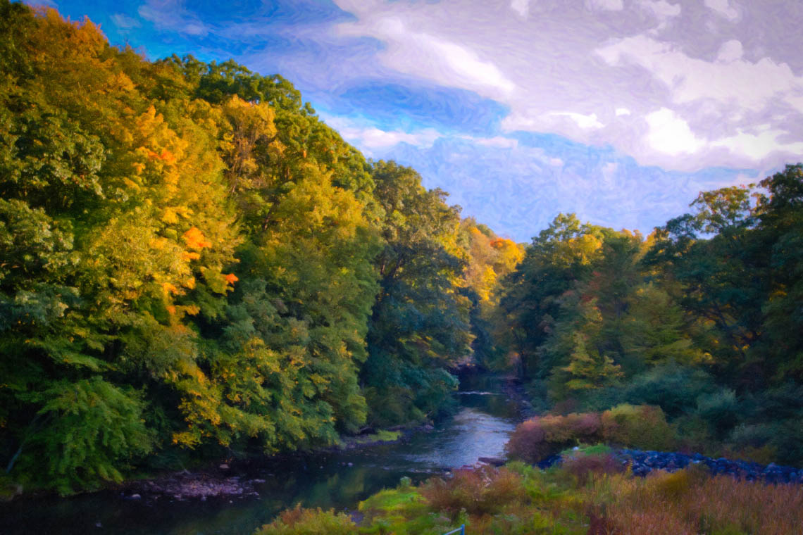 Terri-Aigner_Outdoors-Autumn-Stream-Oil-50-of-1