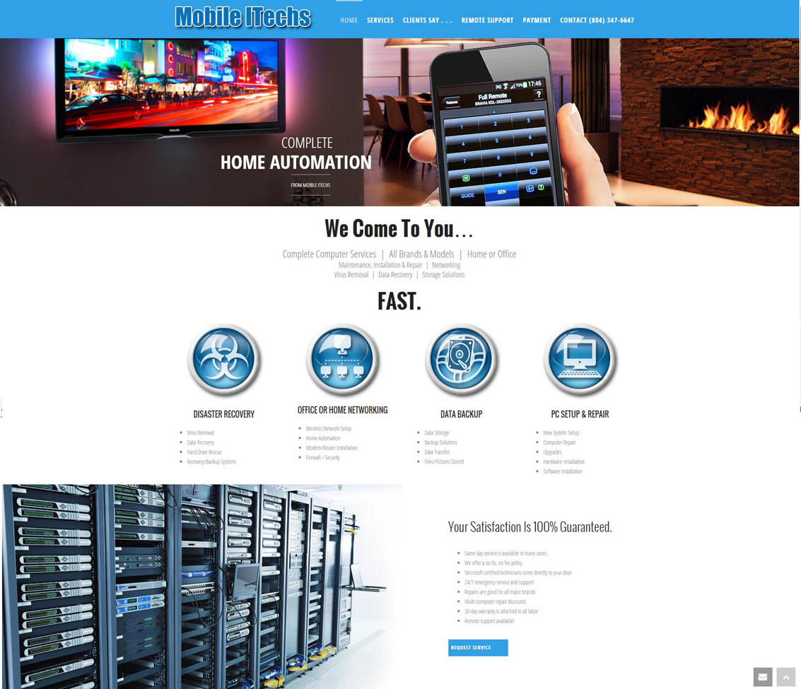 MobileITVa-website