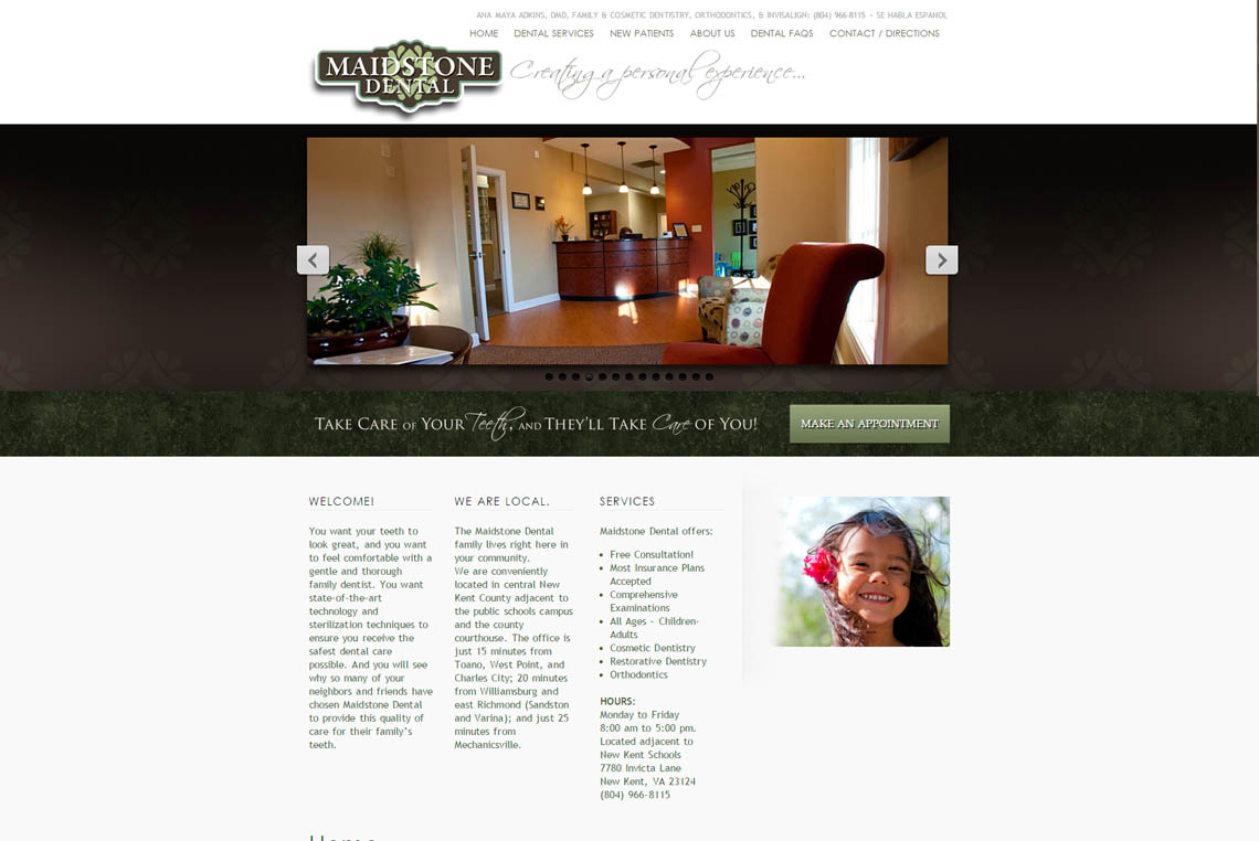 maidstone-dental-website-by-aignergraphics-2